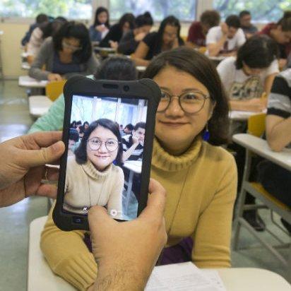Fuvest usa reconhecimento facial para identificar candidatos